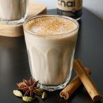 liquid chai chai concentrate latte