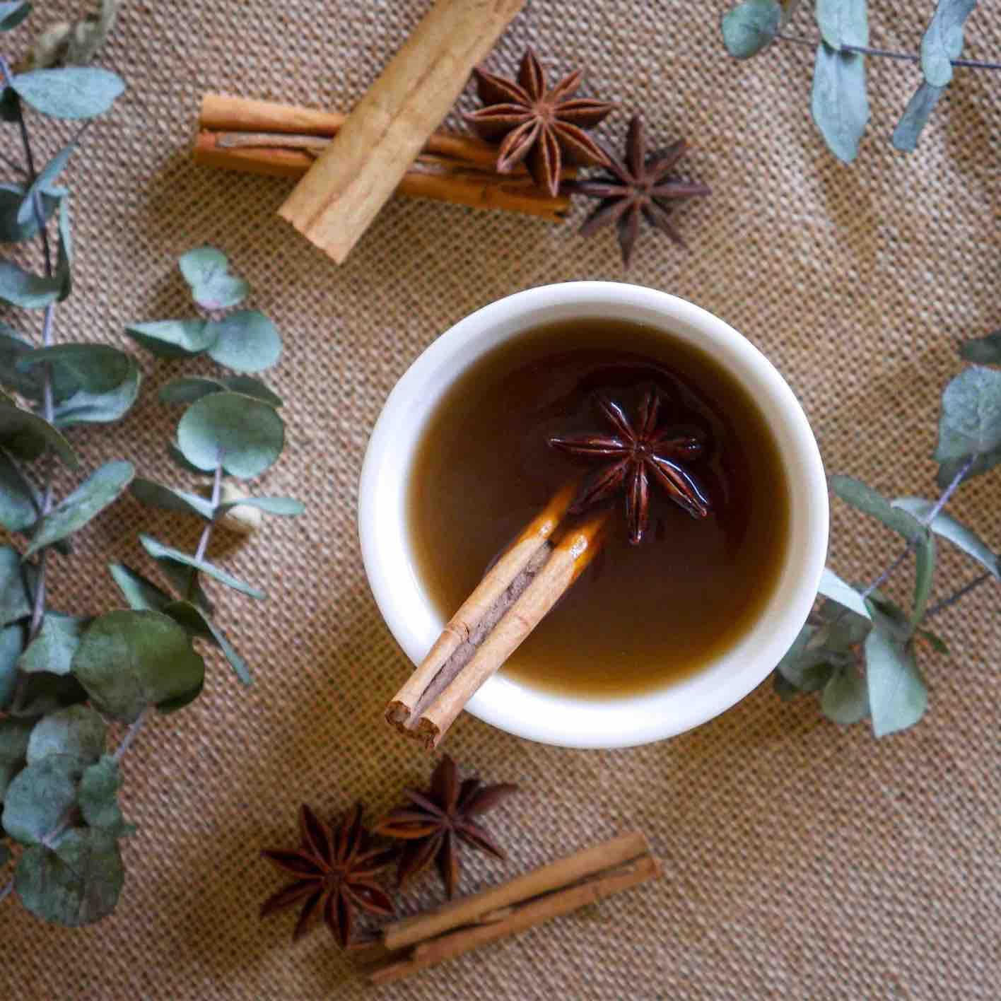 chai tea spicy tea